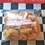 DIY Freezer Friendly Chicken Nuggets