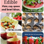 20 Edible Dish Ideas