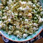 Dehydrated Spinach Popcorn Sprinkle