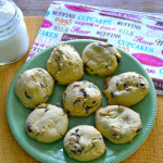 Squash and Dark Chocolate Chip Cookies