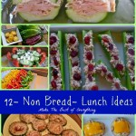 12- Non Bread- Lunch Ideas