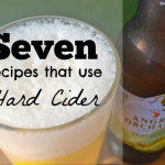 7 Ways to use Hard Apple Cider