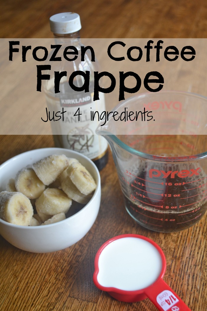 ... this recipe. You should try my Salted Caramel Coffee Frappe as well