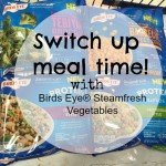 Birds Eye® Steamfresh Vegetables  and Meijer giftcard giveaway
