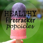 Healthy Firecracker Popcicles