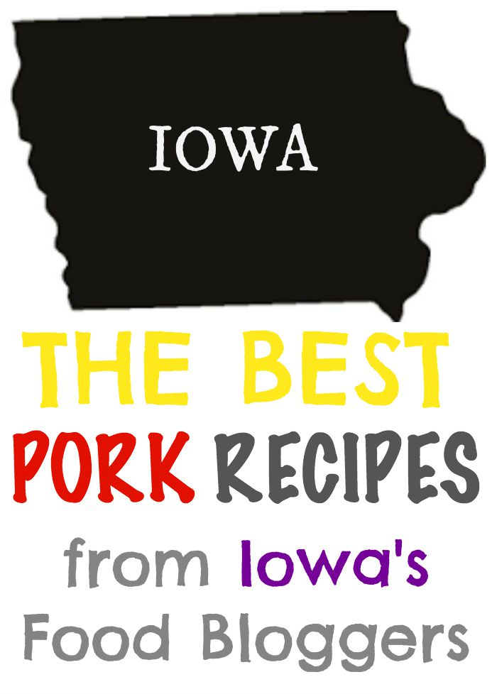Iowa Pork Recipes