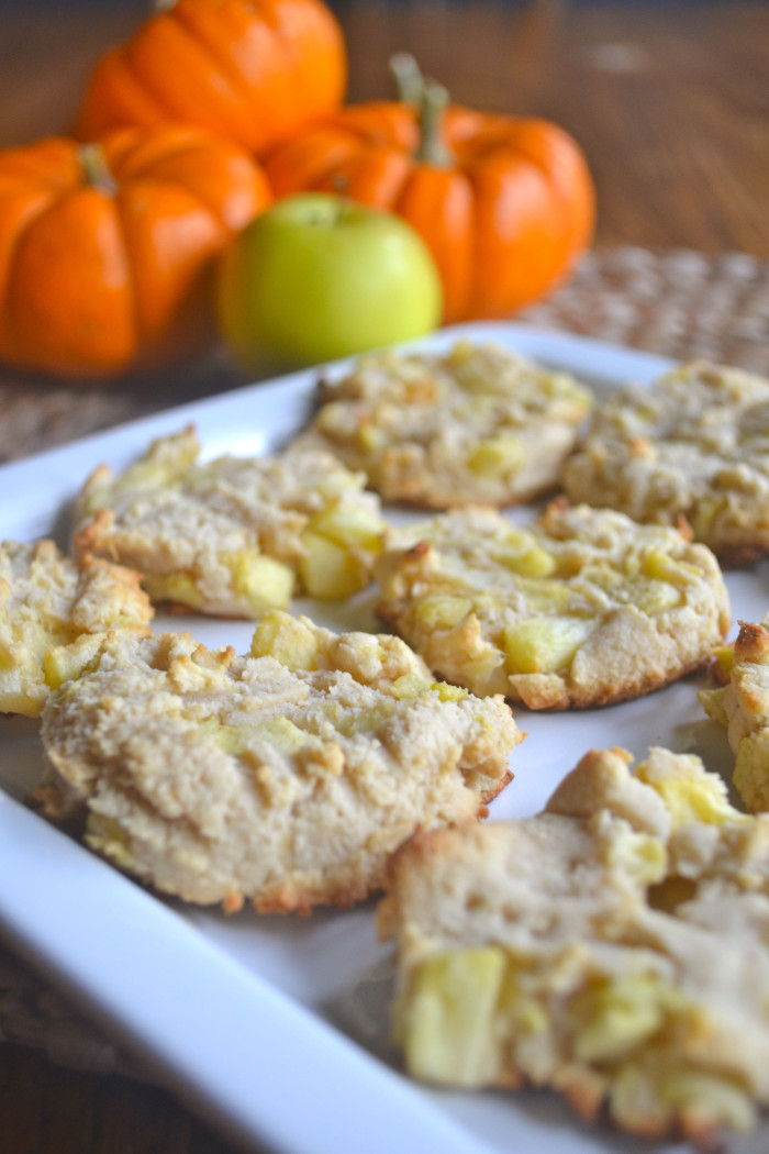Almond and ApplePieCookies
