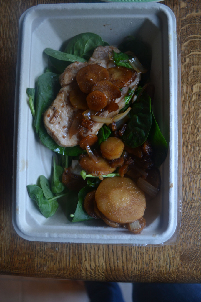 Pork Chops with fig sauce1