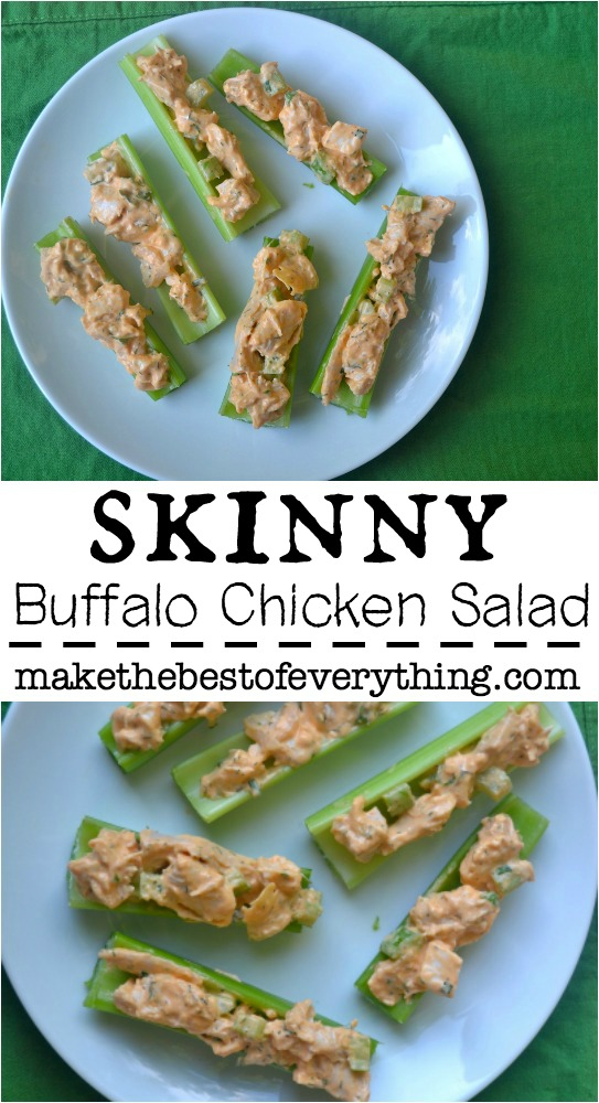 Buffalo Chicken2 Salad Skinny1