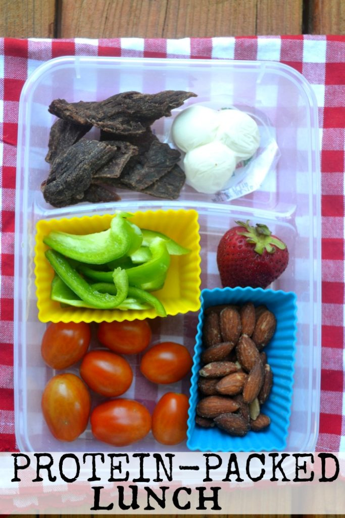 protein lunch box