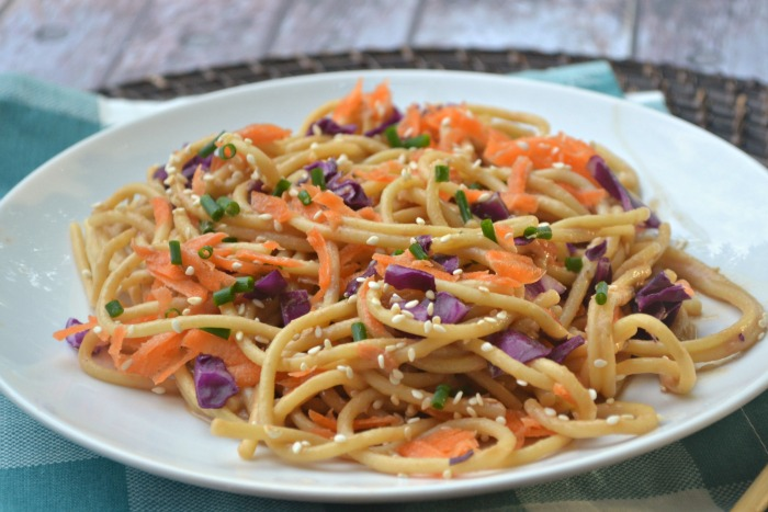 Kid- Approved Peanut Butter Noodles