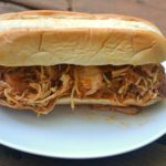 Instant Pot Hard Apple Cider BBQ Pulled Chicken and Video Tutorial