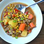 Southwestern Beef Stew and ALS awareness