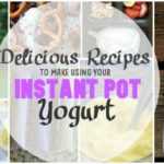 Recipes you can make with Instant Pot Yogurt