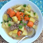 Instant Pot Irish Lamb Stew