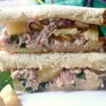 Hawaiian Tuna Salad Sandwiches