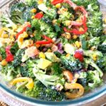 Southwestern Broccoli Salad