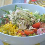 Chimichurri Chicken Cobb Salad