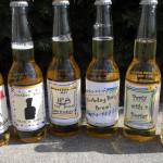Birthday beer labels!