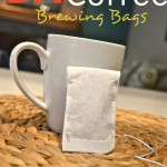 DIY Coffee Brewing Bags