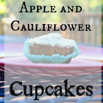Apple Spice & Cauliflower Cupcakes