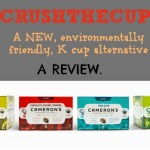 Crush The Cups  Plus get free Cameron's Coffee