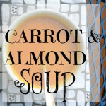 Carrot and Almond Soup