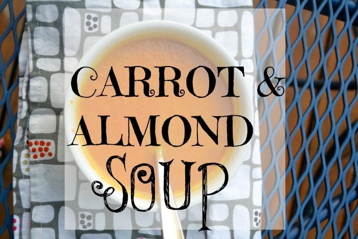carrotalmondsoup