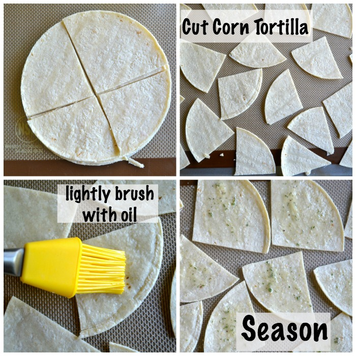 Diy Ranch Tortilla Chips Make The Best Of Everything