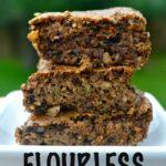 Flourless Zucchini Bread