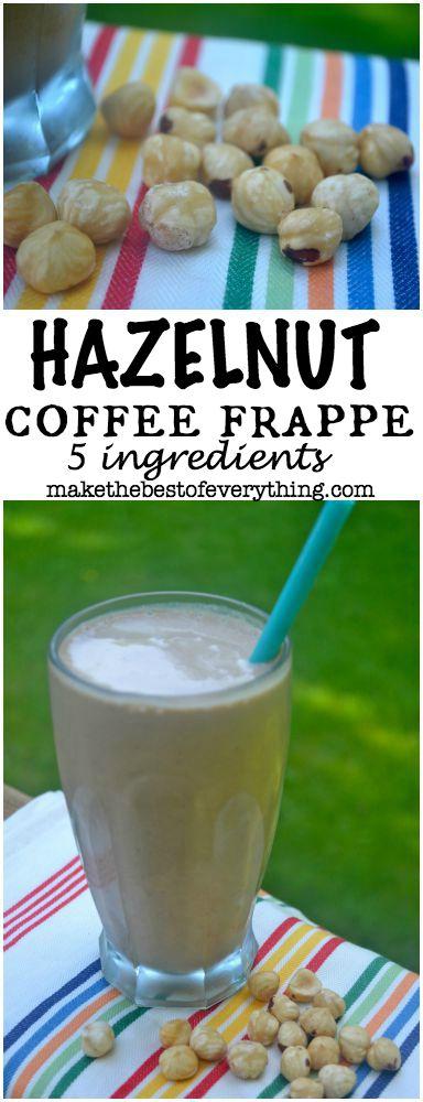 Hazelnutcoffeefrappe