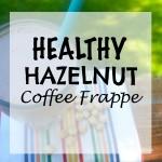 Hazelnut Coffee Frappe