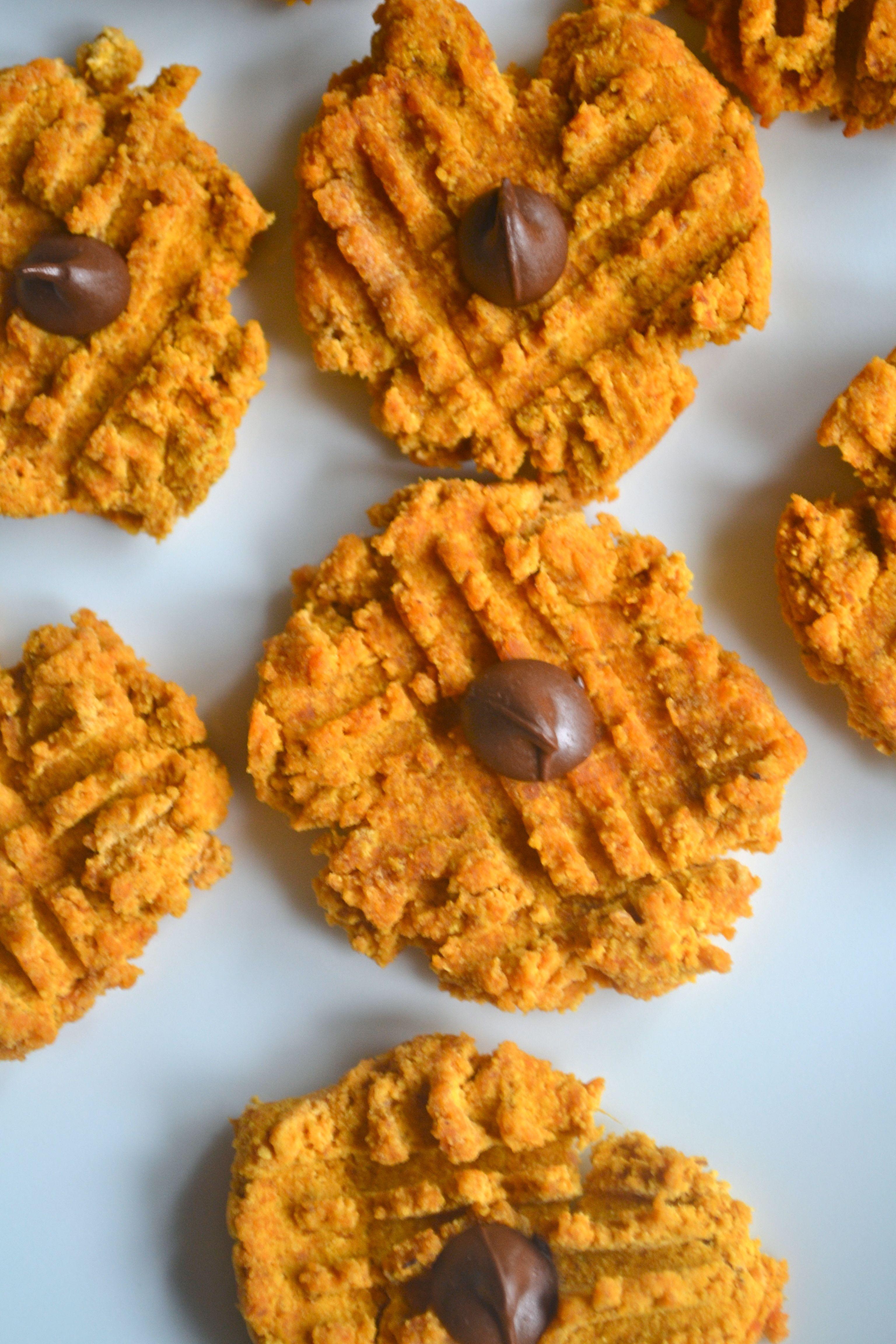 40 Calorie Pumpkin Cookies 3