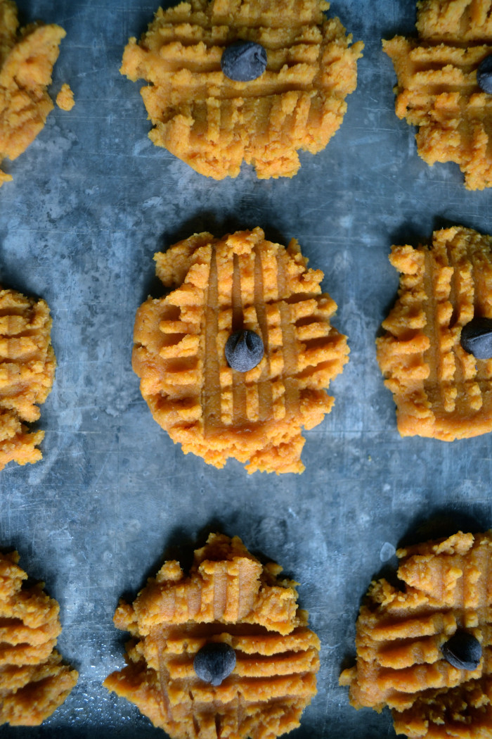 40 calorie pumpkin cookies 2