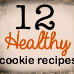 12 Healthy Fall Cookies
