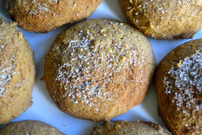 Acorn Squash Molassas Cookies 10