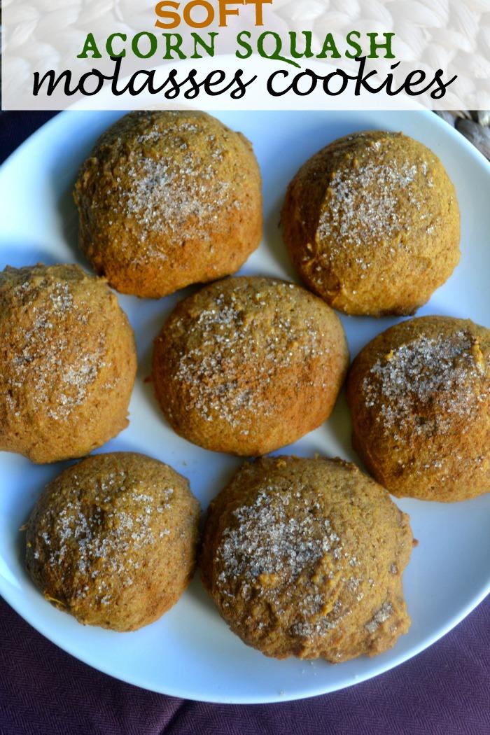 Acorn Squash Molassas1 Cookies 02