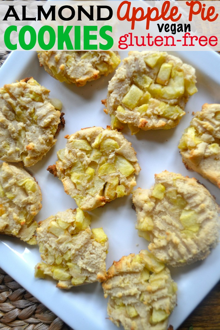 Almond Apple Pie Cookies1