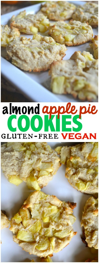 Almond and Apple Pie Cookie