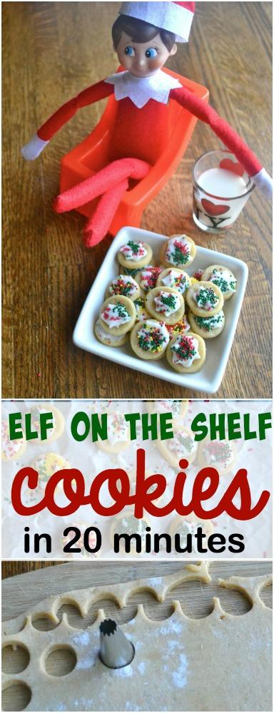Elf On the Shelf Cookies 01