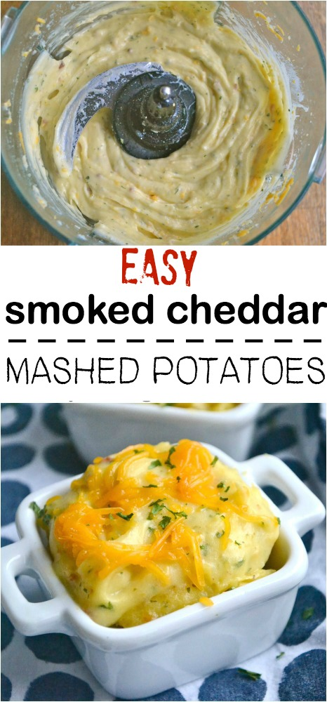 Smoked Cheddar 1 Mashed Potato Appetizer