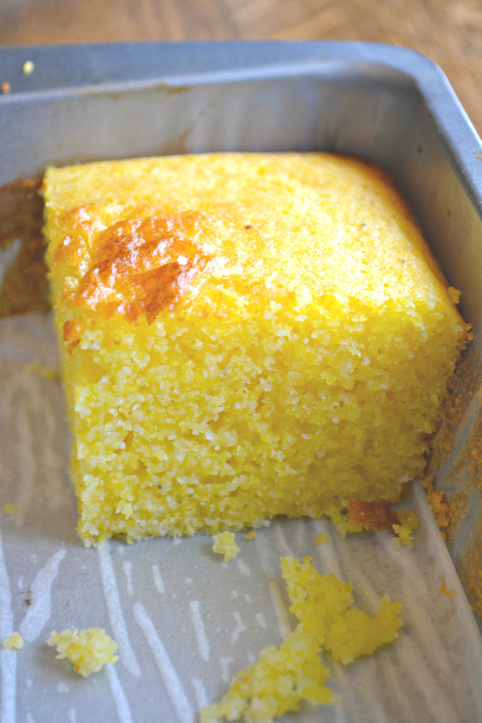 Coconut Oil Cornbread11