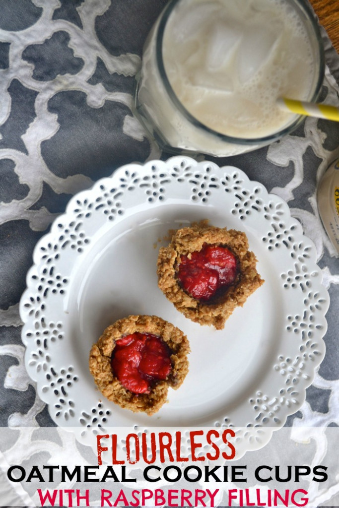 Flourless Oatmeal Cookie Cups111