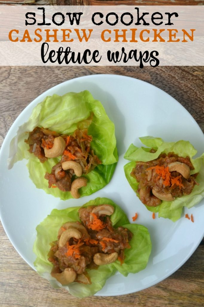 cashew chicken lettucewraps5