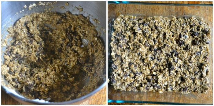 flourless oatmealbars