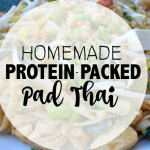 Homemade Protein-Packed Pad Thai