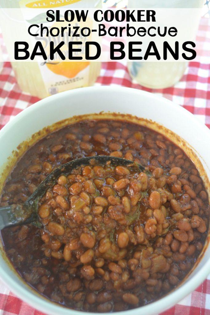 Chorizo BBQ Baked Beans0101