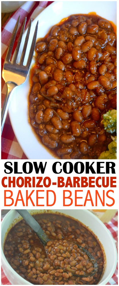 chorizeo BBQ Baked beans 02