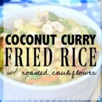 Coconut Curry Fried Rice