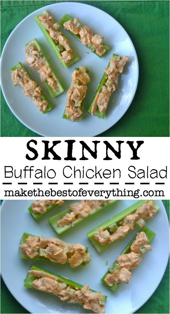 Buffalo Chicken2 Salad Skinny1
